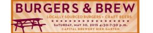 Burgers & Brew 2015