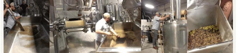 Wheat Men Brew Day!
