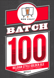 batch 100 label art
