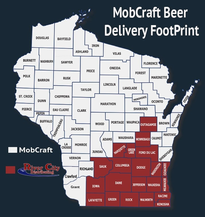 where MobCraft is distributed