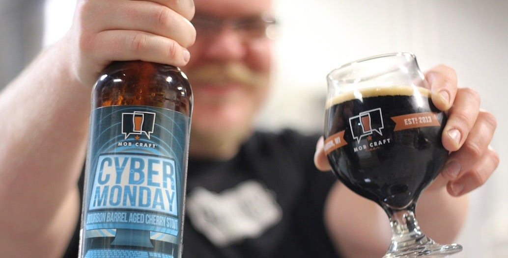 Cyber Monday Beer