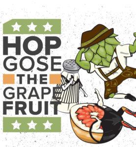 Hop Gose the Grapefruit