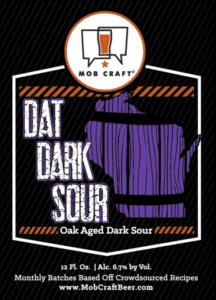 Dat Dark Sour Lable