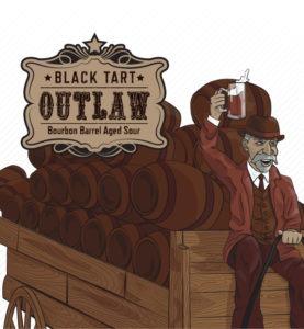 Black tart outlaw barrel ged sour