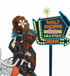 Malt Shoppe Suds