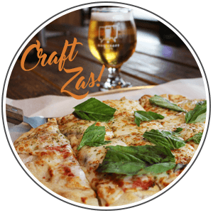 MobCraft Taproom Pizzas and Food