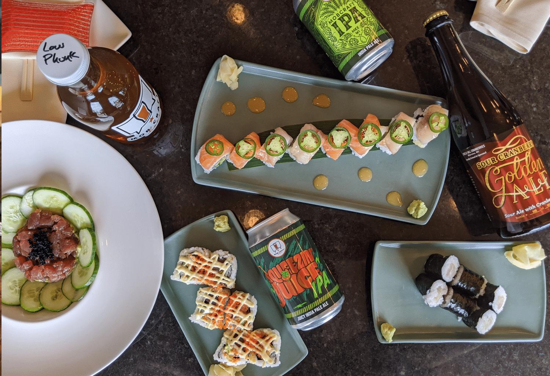 MobCraft-Beer-Sushi-Pairing